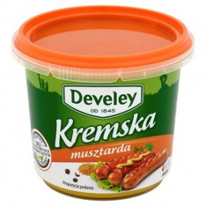 Musztarda Kremska DEVELEY 210g
